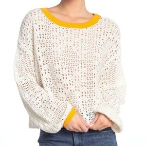 Free People Home Run Sweater